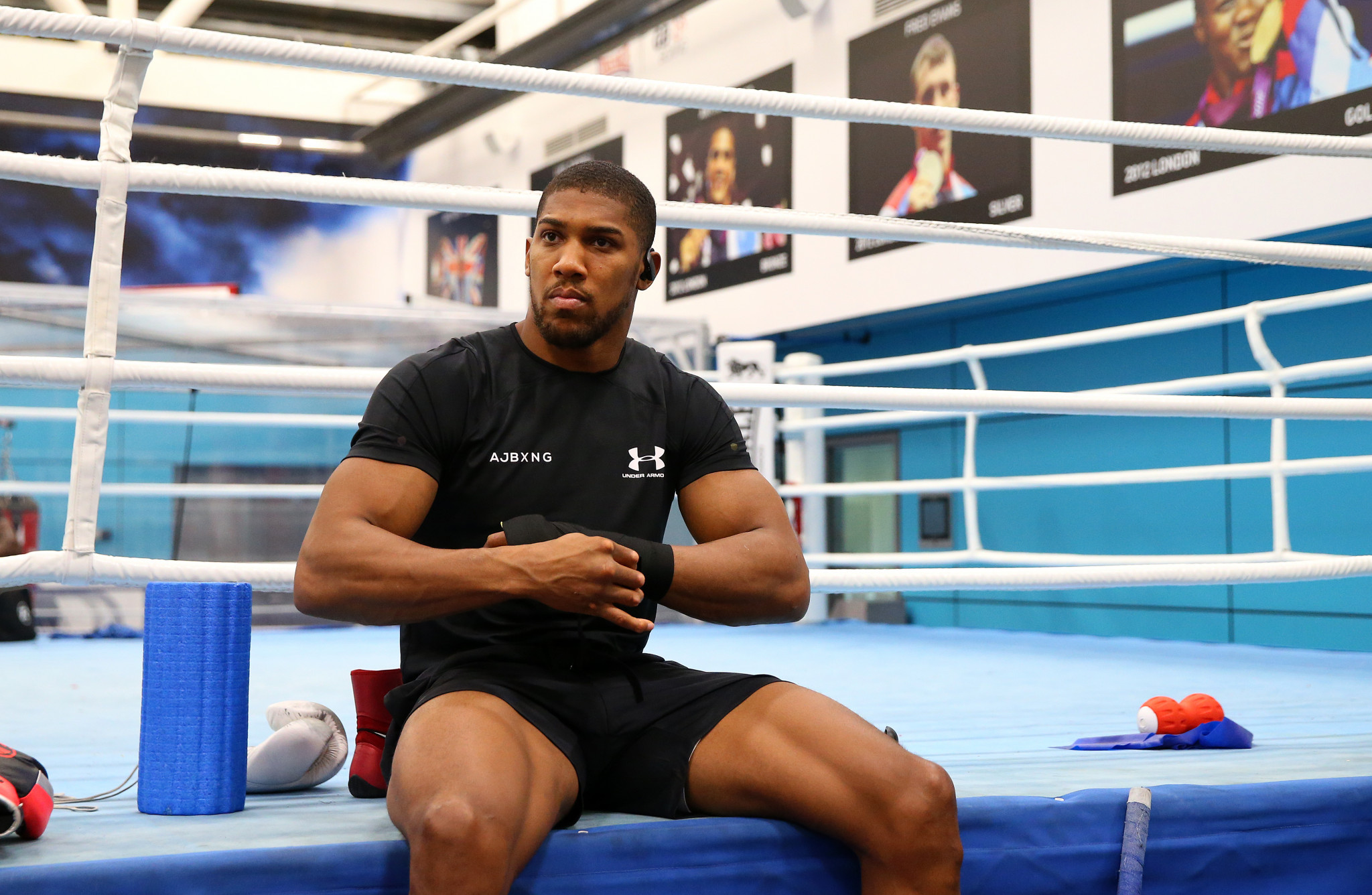 "Joshua criticises boxing authorities and claims doping is ""out of control"" in the sport"