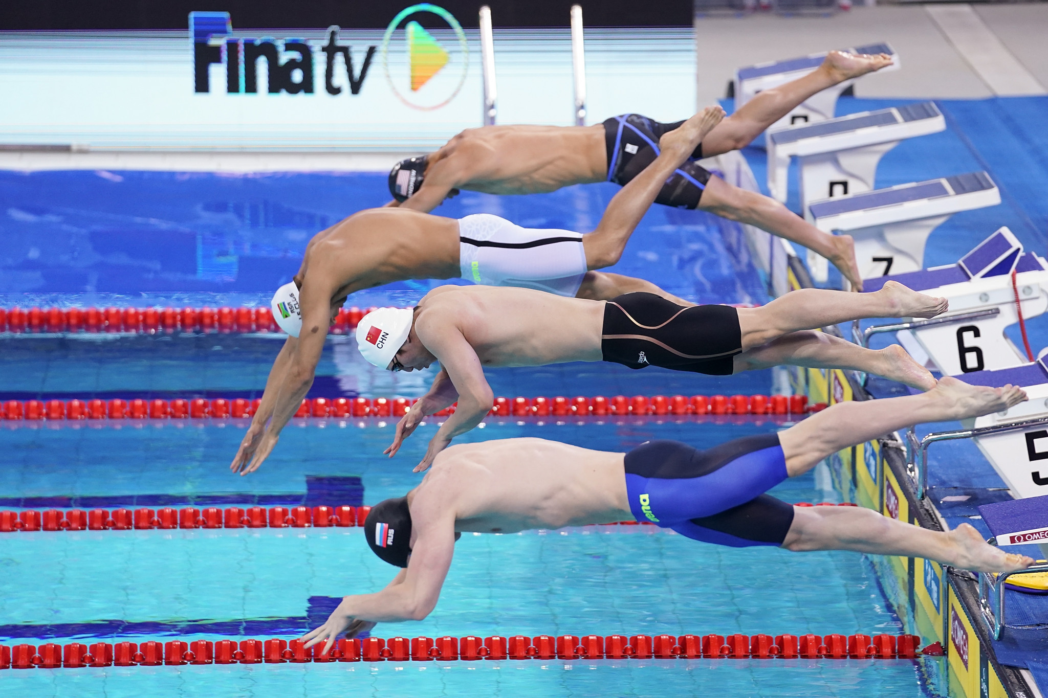 FINA reveals 20 doping tests conducted at opening Champions Swim Series event in Guangzhou