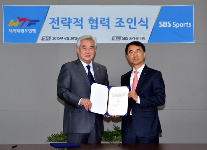 World Taekwondo Federation signs broadcast deal with SBS Sport