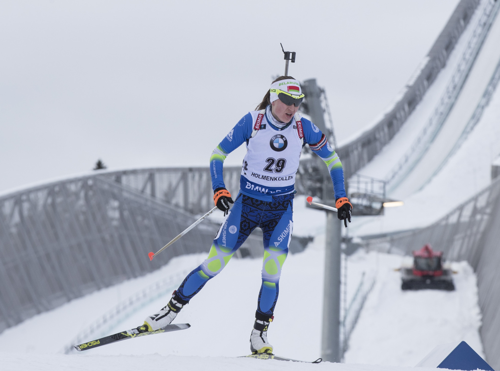 Norwegian Biathlon Association ponders moving camp from France to Italy due to COVID-19
