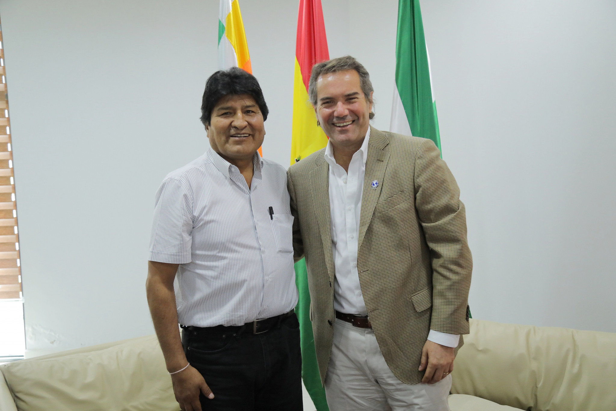 Bolivia declare interest in bidding for 2027 Pan American Games