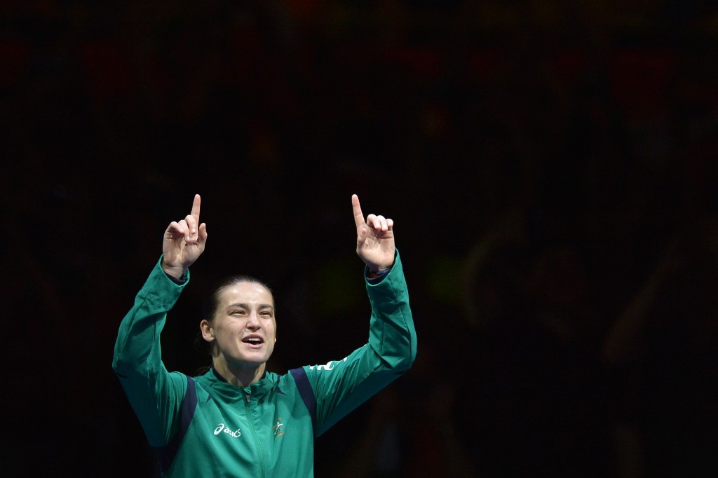 Olympic champion Taylor admits sadness at departure of coach but confident Irish success will continue