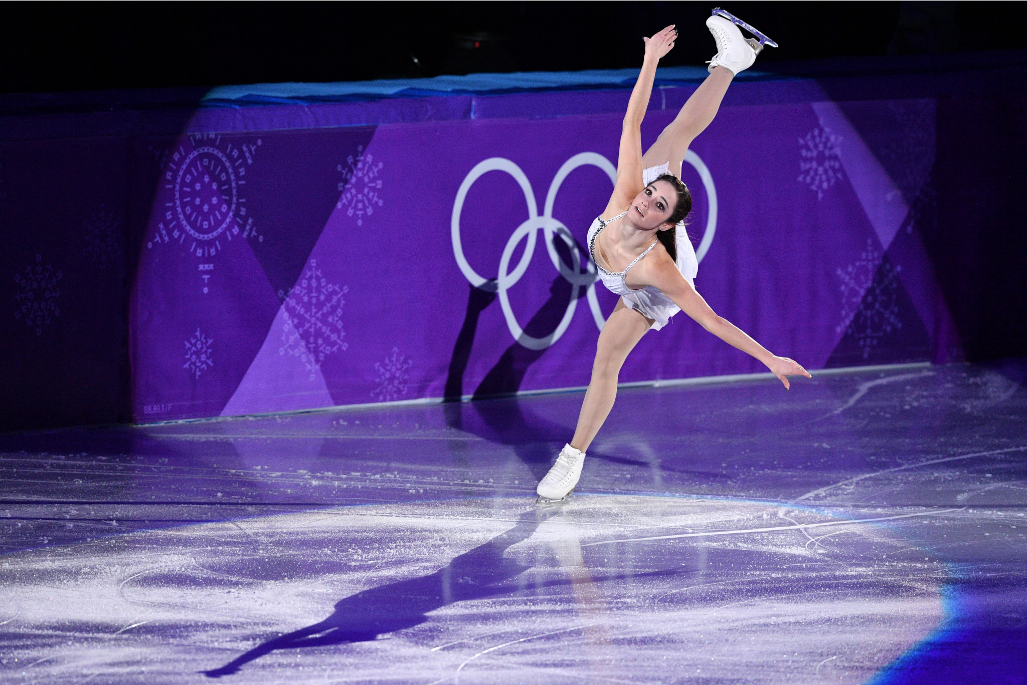 Kaetlyn Osmond represented Canada at two Olympic Games, collecting three medals in the process ©Getty Images