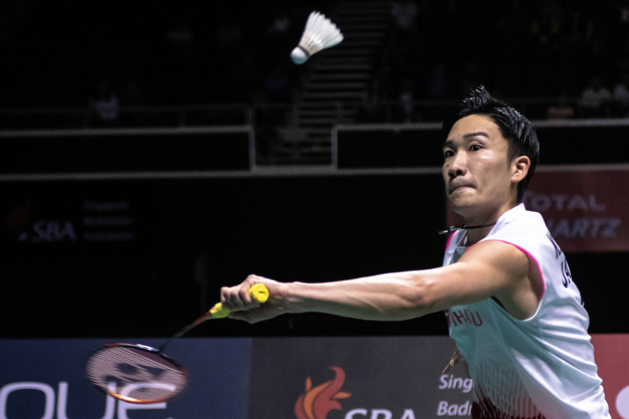 Men's top seed Anthony Ginting of Indonesia has exited the BWF New Zealand Open ©Getty Images
