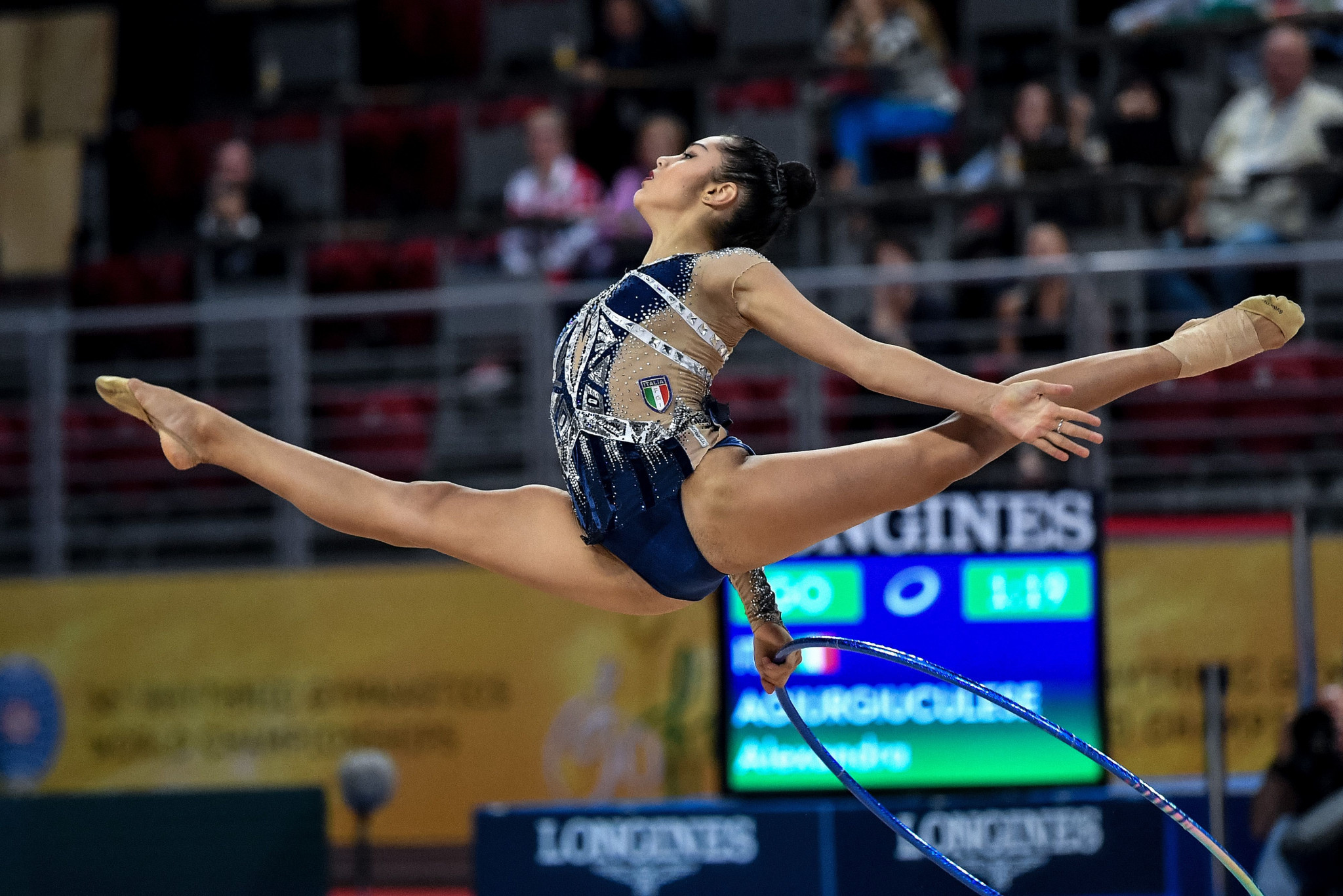 FIG Council award 2023 World Championships in artistic, rhythmic and trampoline gymnastics