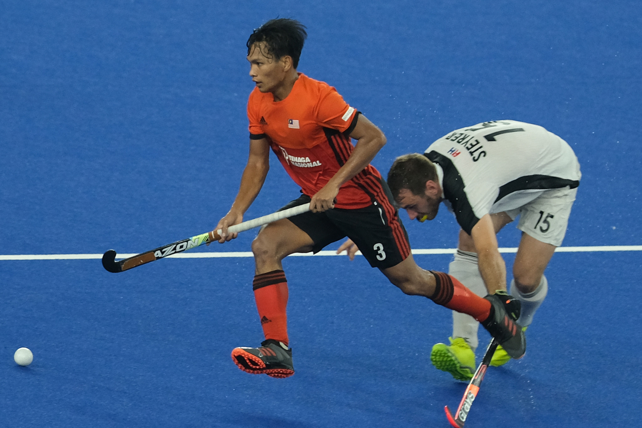 Malaysia defeated Austria to reach the final of the FIH Series Finals in Kuala Lumpur ©Getty Images