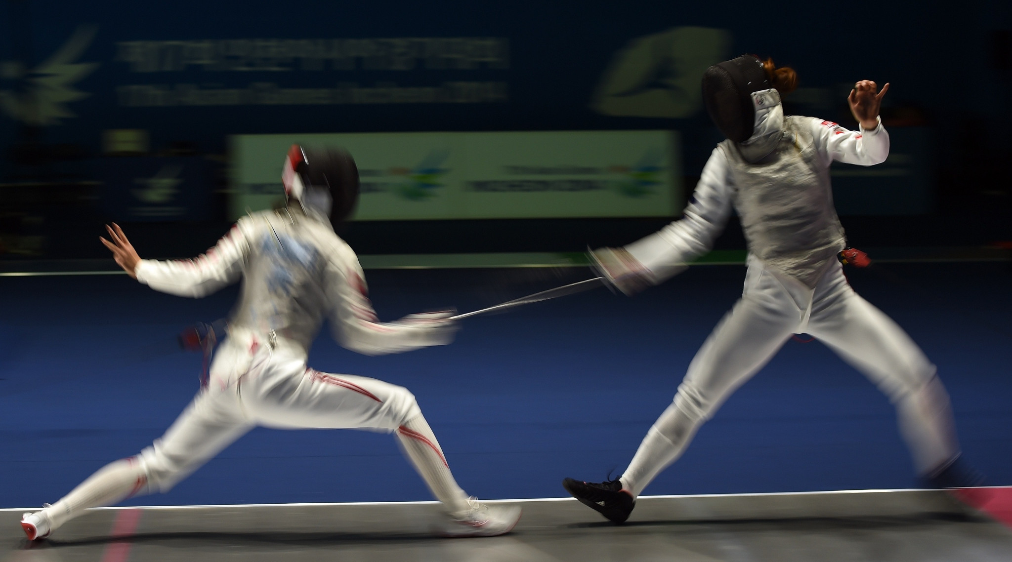 Yanaoka wins through to earn bout with Rio 2016 champion Deriglazova at FIE Women's Foil World Cup in Germany