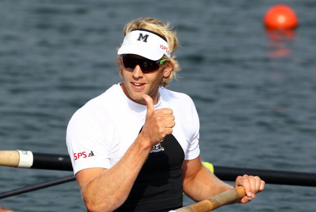Crucial first test for Triggs Hodge and Watkins as Rio 2016 beckons