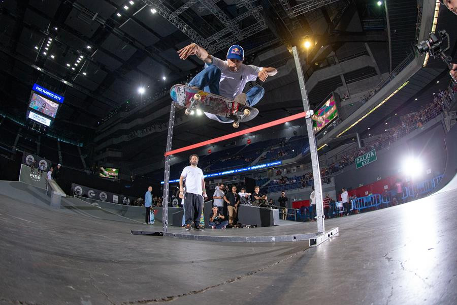 Russian makes historic mark at first FISE European Series event in Madrid