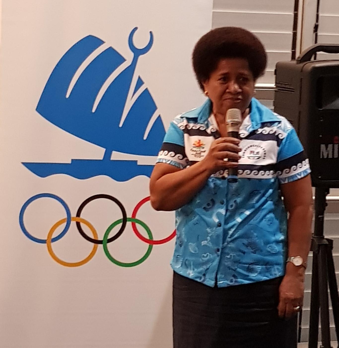 FASANOC elect Lenoa as first indigenous Fijian woman to be President