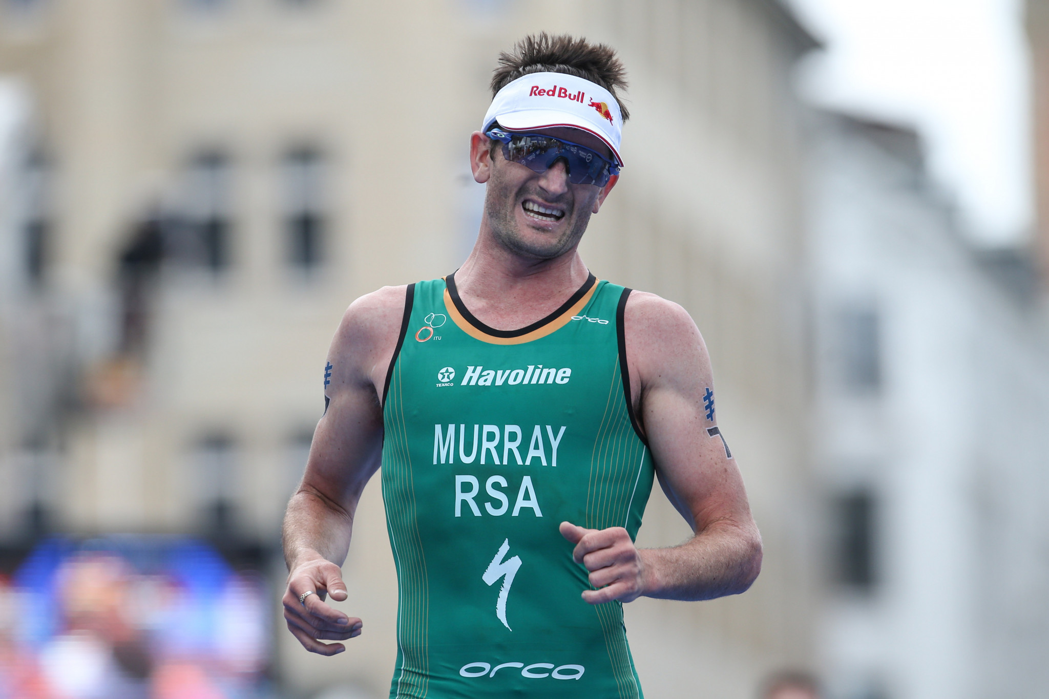 Top-ranked Murray tests fitness with season-opener at ITU World Cup in Madrid