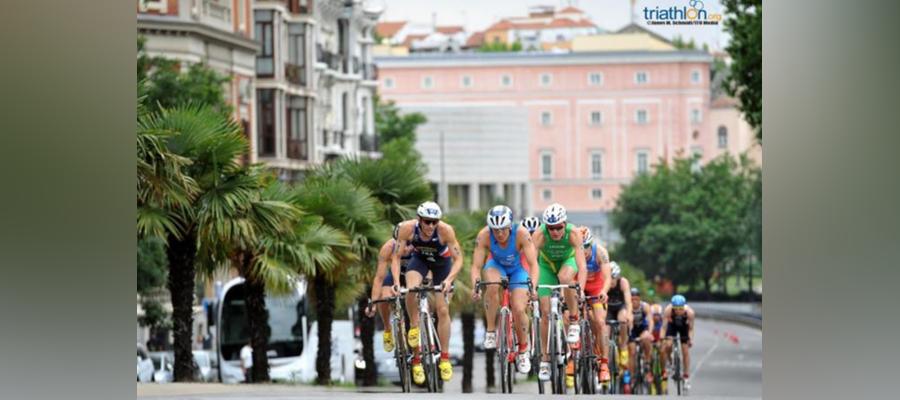 Madrid will host the fourth International Triathlon Union World Cup of the season tomorrow ©ITU
