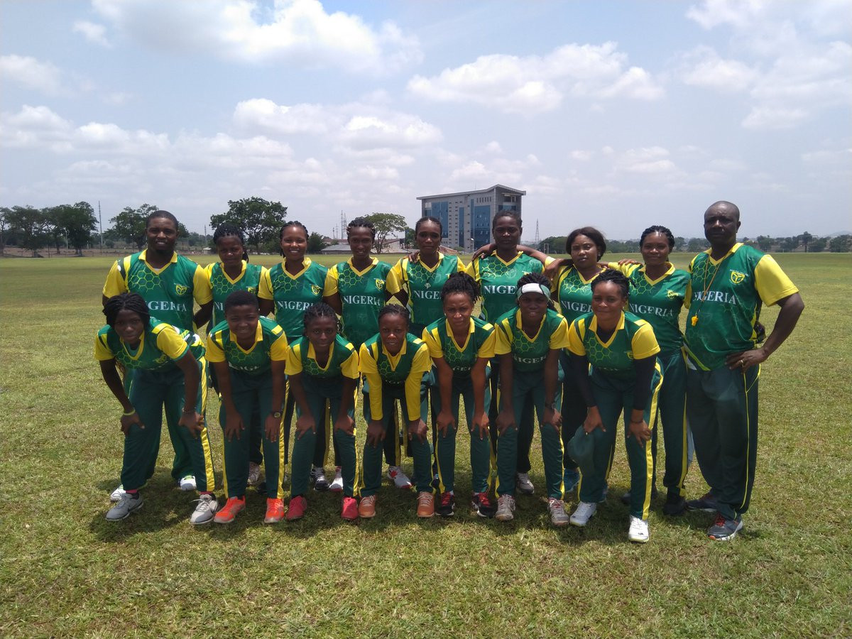 Nigeria are one of nine teams set to compete at the ICC Women's Qualifier Africa 2019 ©Twitter