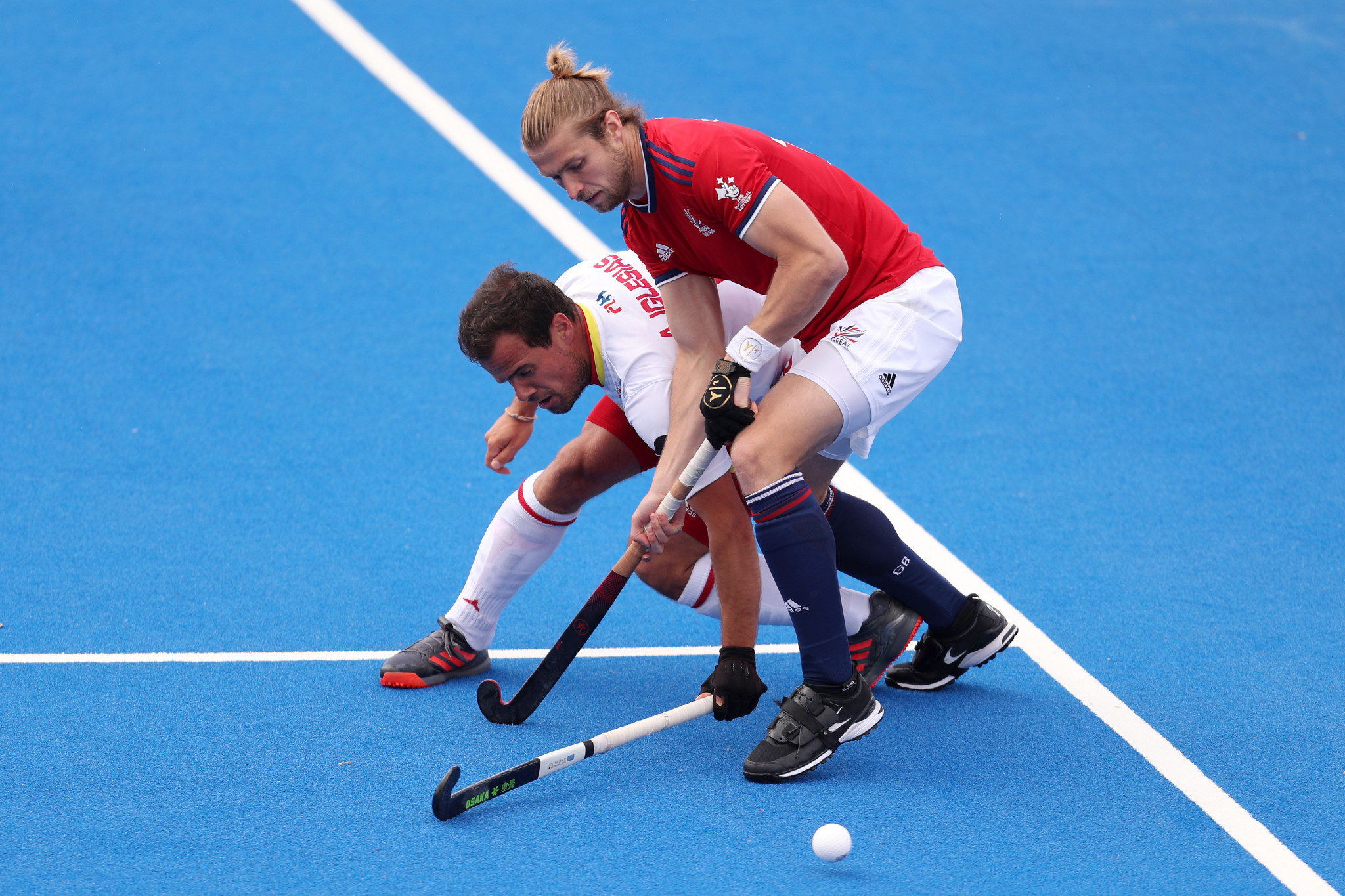 Britain's men let FIH Pro League lead slip after shoot-out loss to Spain