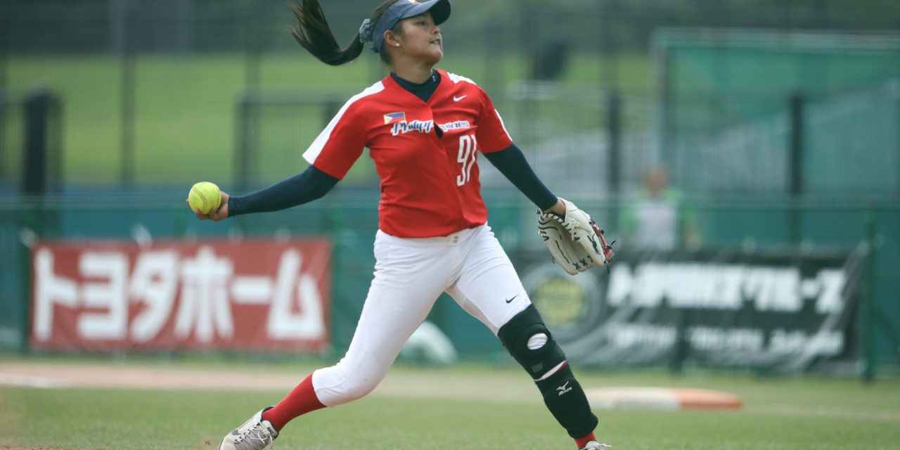 Four teams close in on 2019 Women's Softball Asia Cup title