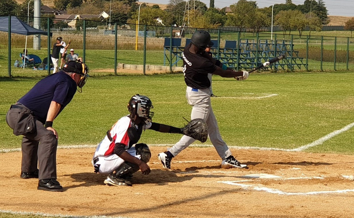 Uganda defeated Zimbabwe 21-5 to reach the final of the Baseball Africa Cup ©WBSC