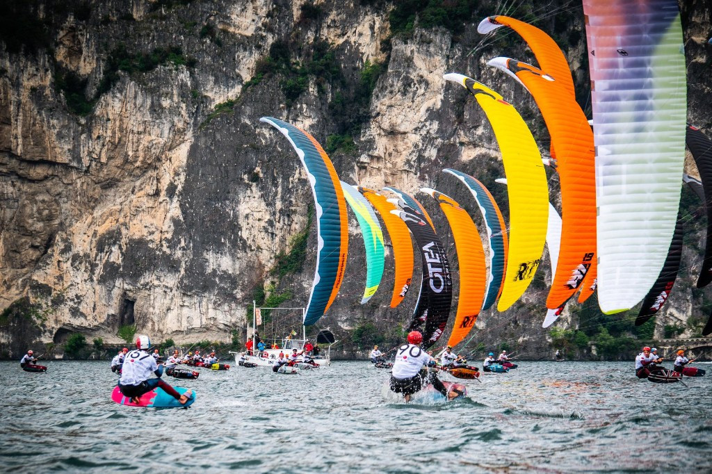 The final day of competition at the Formula Kite European Championships will take place tomorrow ©International Kite Association