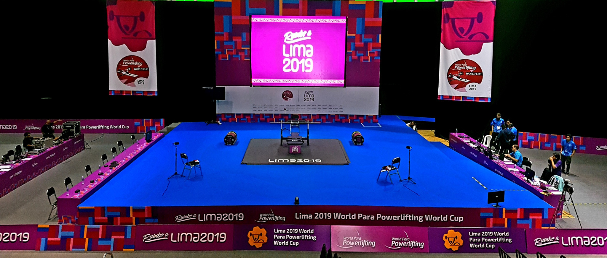 The final day of the World Para Powerlifting World Cup in Lima will take place tomorrow ©Para Powerlifting