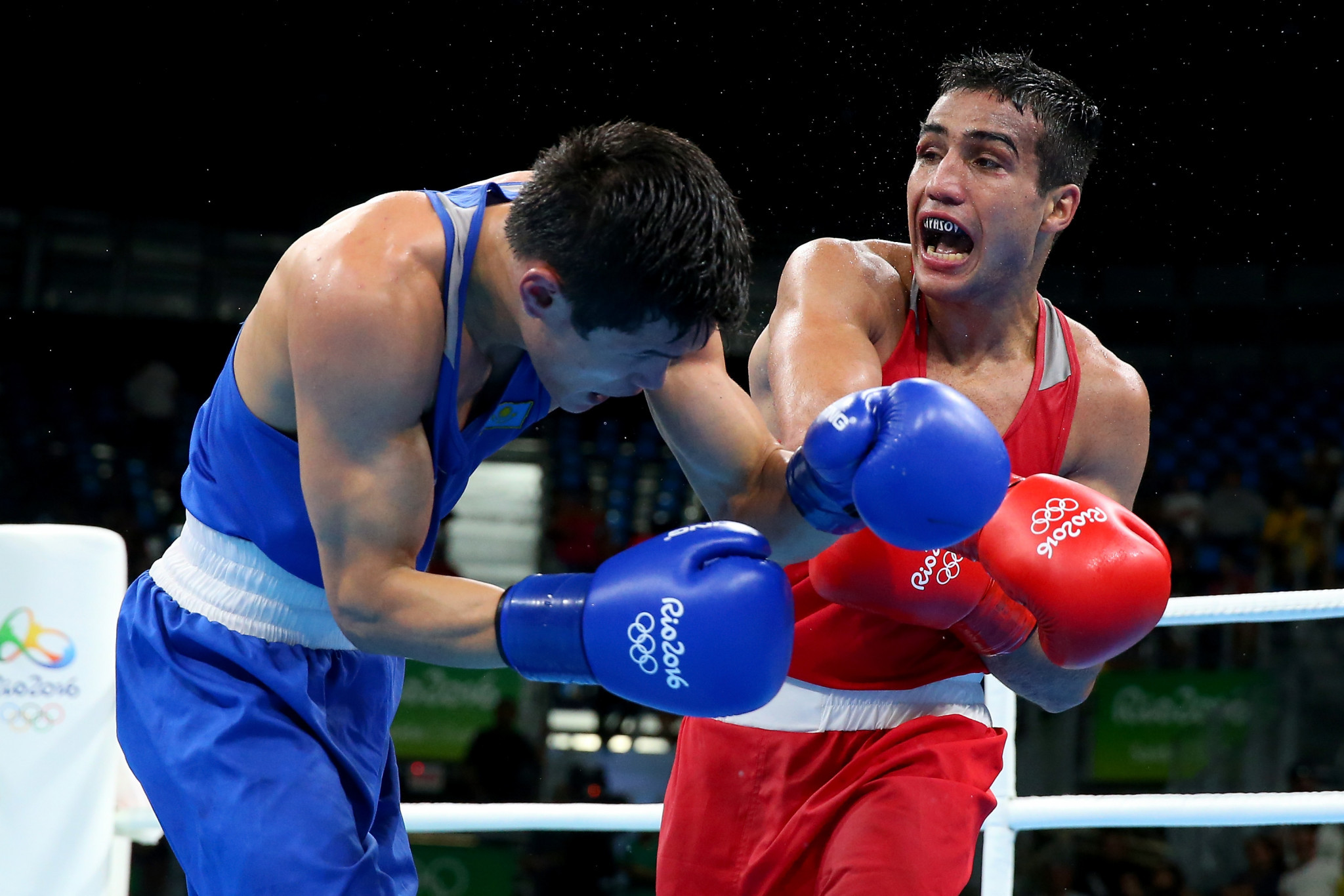 Boxing is set to feature at Tokyo 2020 but who organises the competition and qualification remains uncertain ©Getty Images