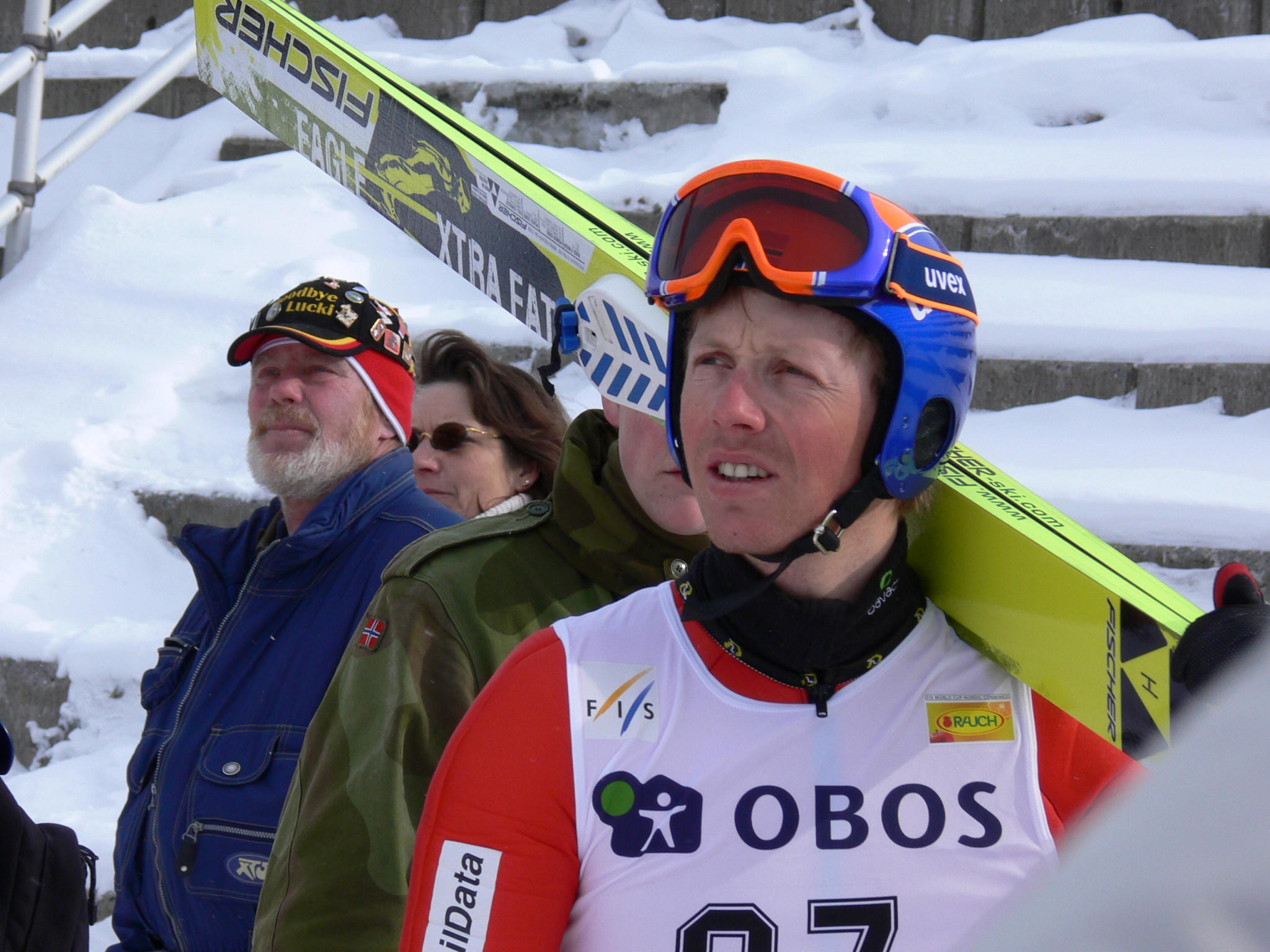 Hammer leaves role as head coach of Norwegian Nordic combined national team