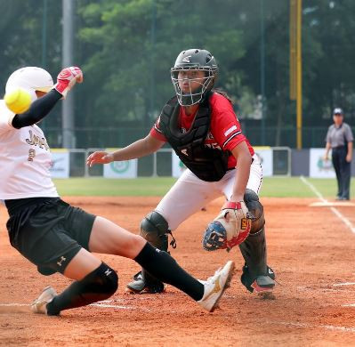 Japan and China through to Women's Softball Asia Cup final in Jakarta