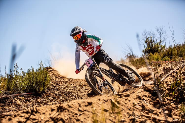 Balanche upgrades to gold at European Mountain Bike Championships