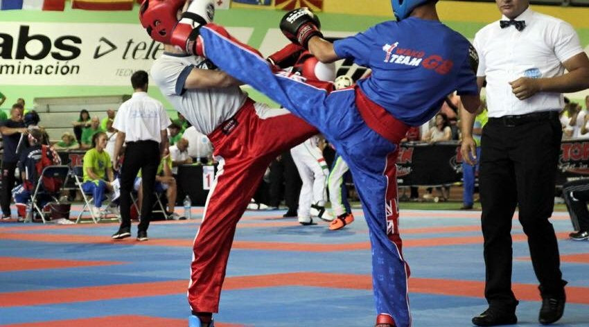 Kickboxing is among four sports to be officially elected as members of ARISF ©WAKO