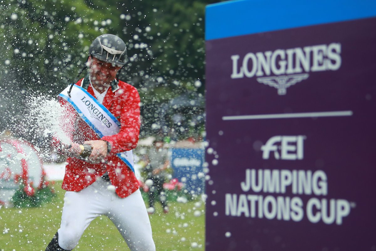 Mexico delight home crowd with victory at FEI Jumping Nations Cup at Coapexpan