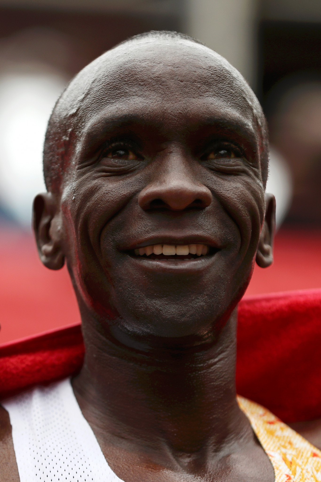 Eliud Kipchoge is to make a second attempt later this year at running the maraathon in under two hours ©Getty Images