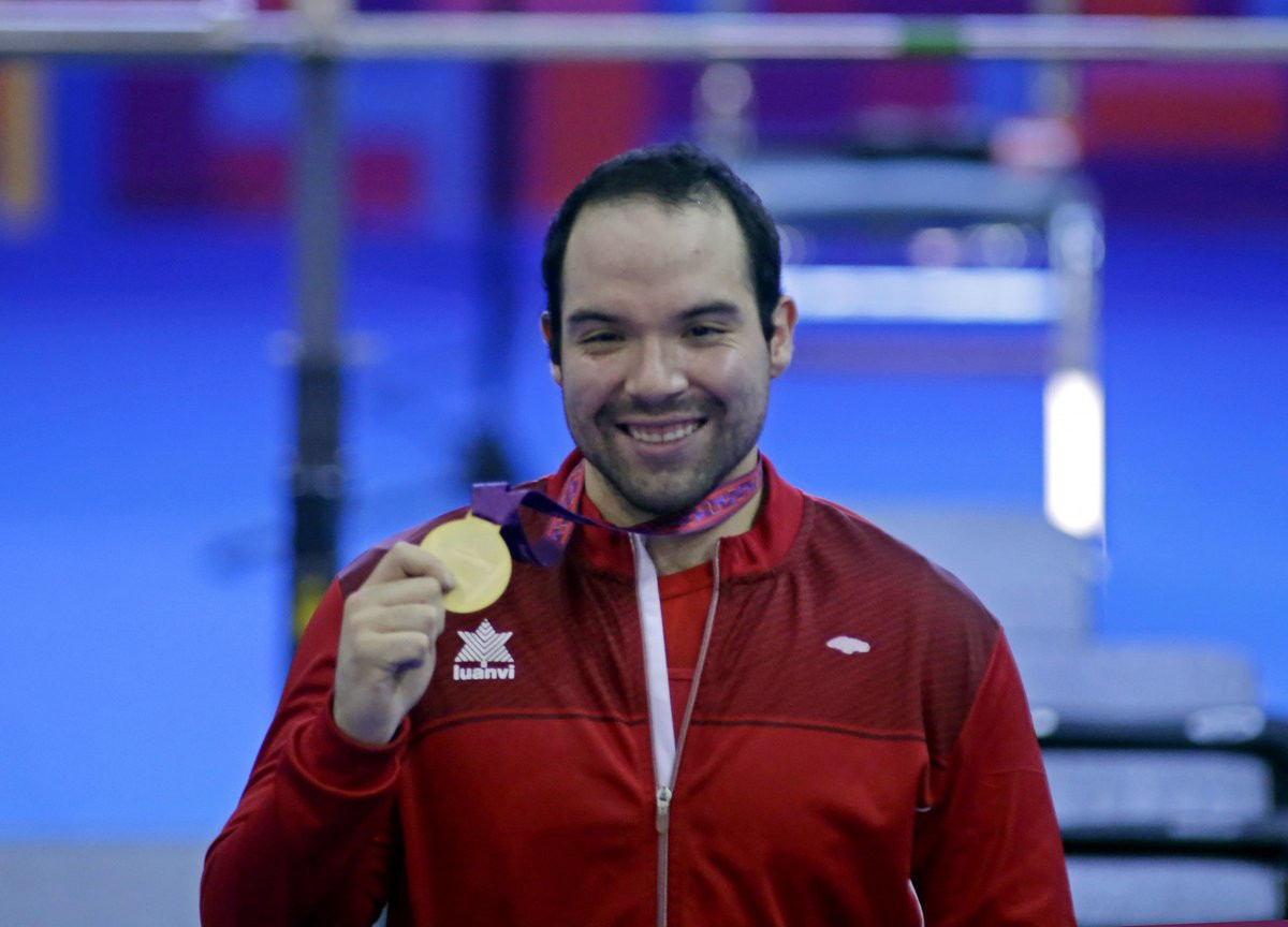 Fica earns gold for Chile on final day of World Para Powerlifting World Cup in Lima