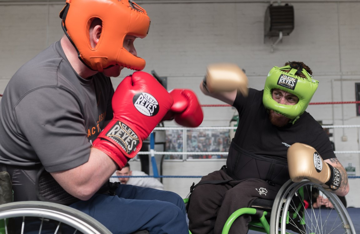 "World Boxing Council hails adaptive boxing programme event a ""tremendous success"""