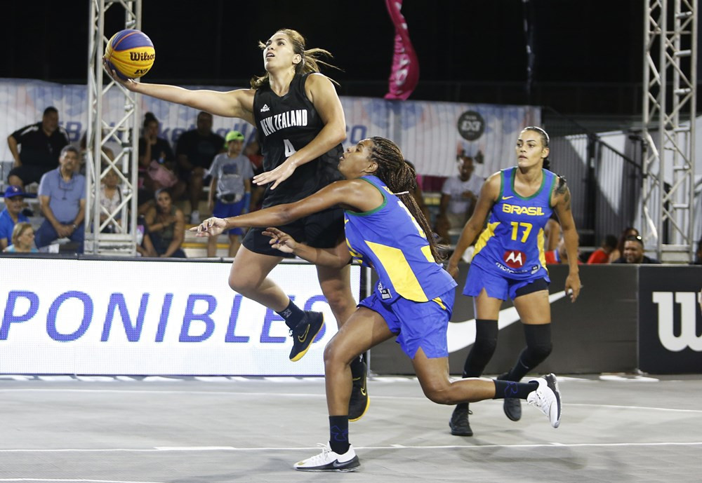 New Zealand claimed the third women's qualifying place for the FIBA 3x3 World Cup which will be held in Amsterdam in June ©FIBA