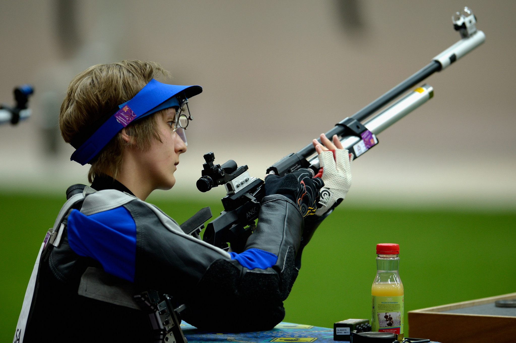 Rio 2016 Paralympic Games silver medallist Natascha Hiltrop will head the German team at the International Shooting Competition ©Getty Images