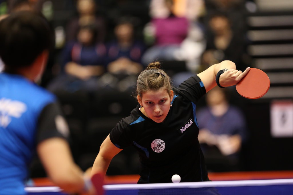 Solja launches stunning comeback to beat home favourite Fukuhara at ITTF Women's World Cup