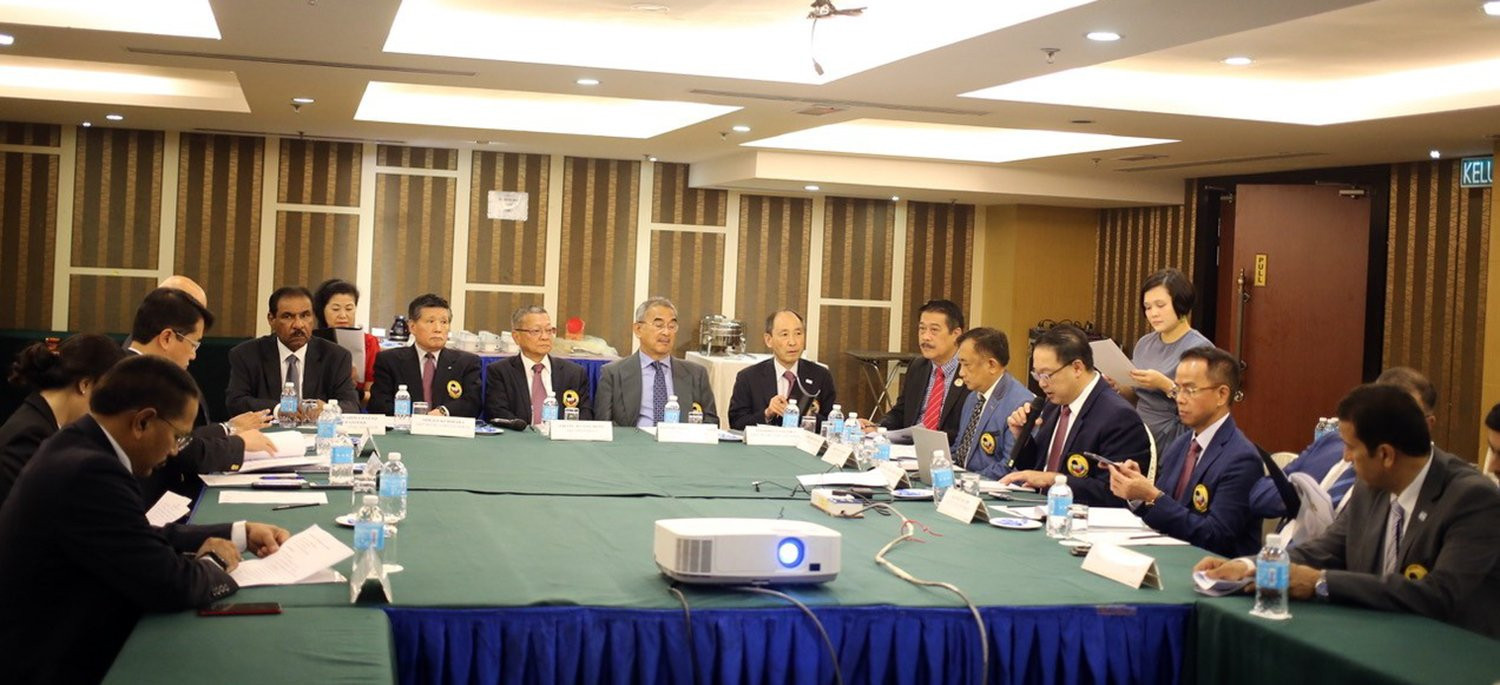 The Asian Karate Federation's Executive Committee has been looking ahead to  elections later this year ©AKF