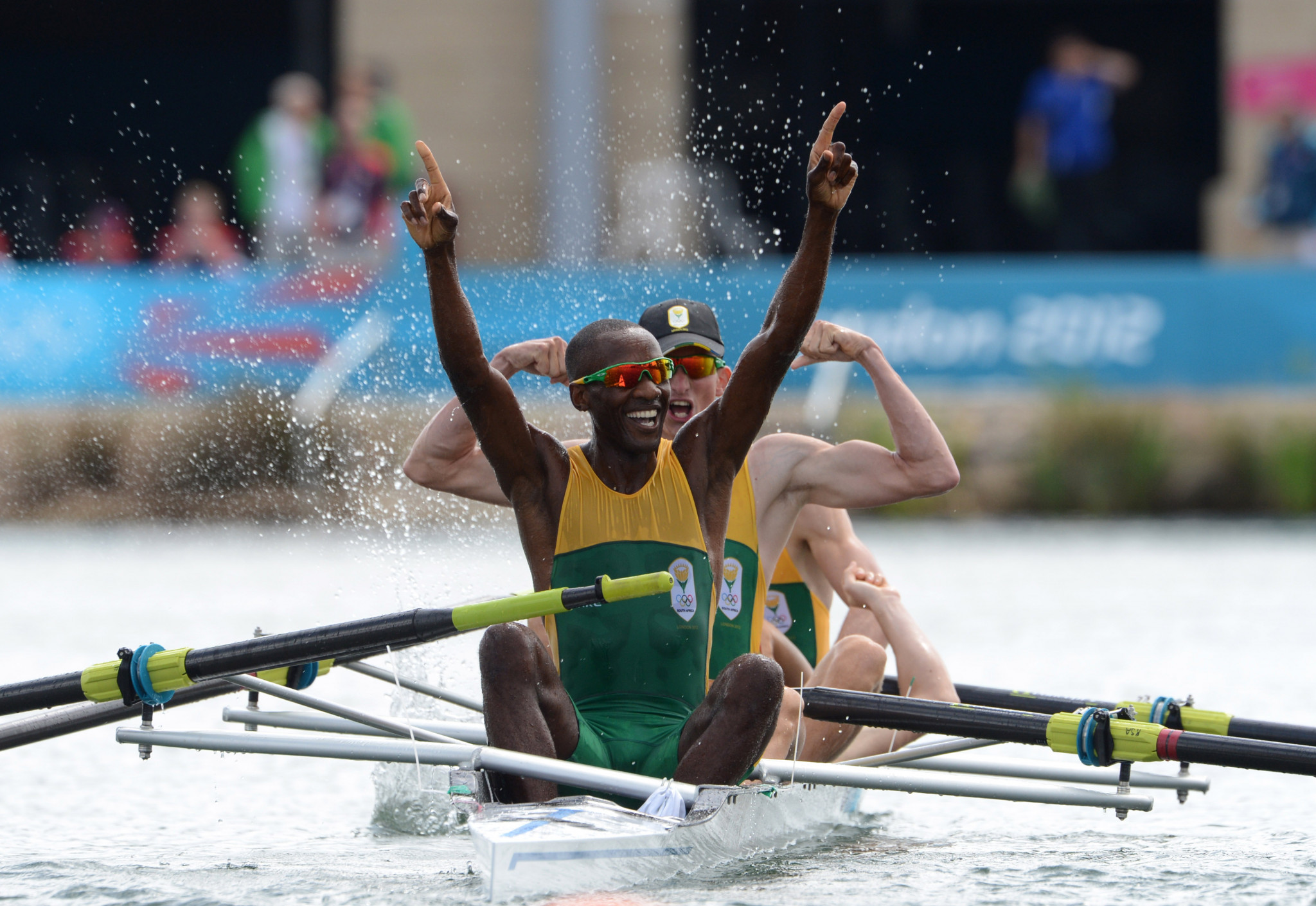 Olympic gold medallist Ndlovu leads Malawi Olympic Committee rowing course