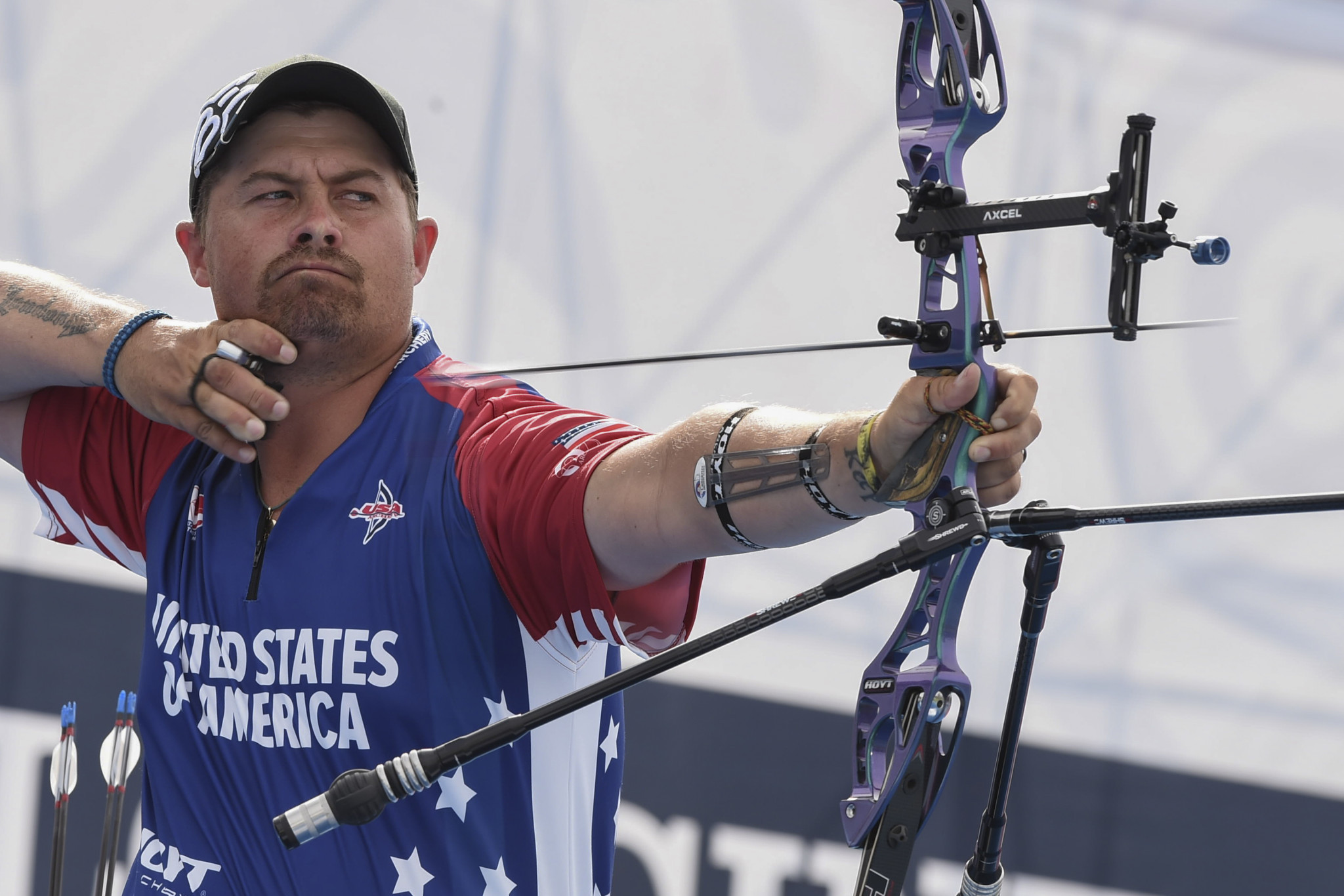 Tactics to the fore as Shanghai prepares for second stage of Hyundai World Archery Cup