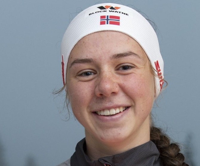 Lund becomes first female Nordic combined representative on FIS Athletes' Commission
