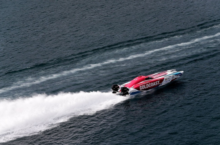 Powerboating was one of only seven IOC-recognised sports not to apply for Olympic inclusion at Tokyo 2020