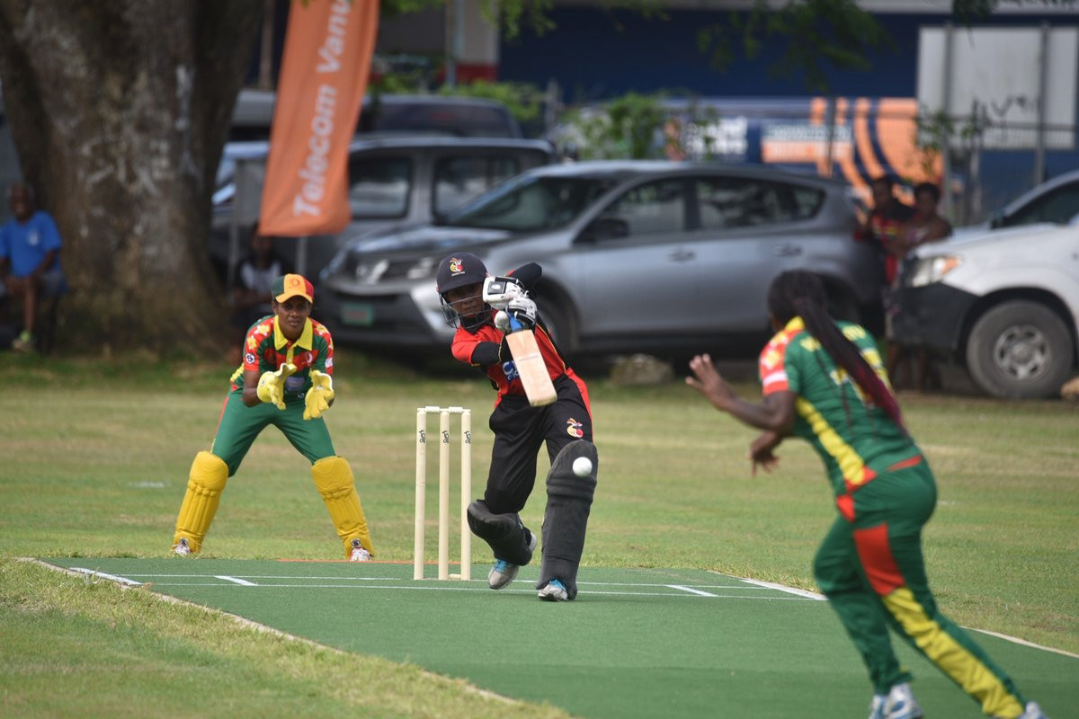 Papua New Guinea continue dominance at ICC Women's Qualifier EAP 2019