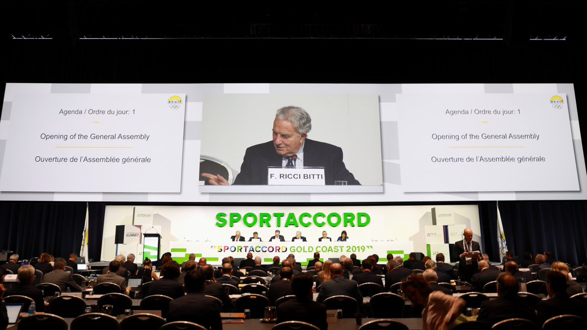 ASOIF President Francesco Ricci Bitti believes a flexible solution is likely over the organisation of the Tokyo 2020 boxing tournament ©ASOIF