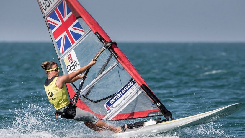 Shaw claims hat-trick of race victories to inch closer to ISAF World Cup crown