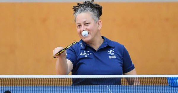 Australia dominate home Oceania Para Table Tennis Championships