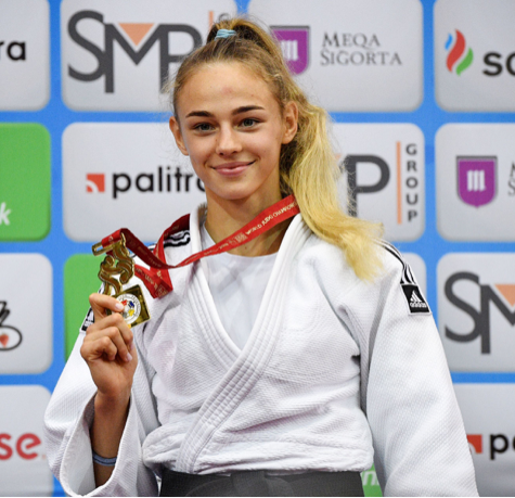 Daria Bilodid: Youngest world champion of all time
