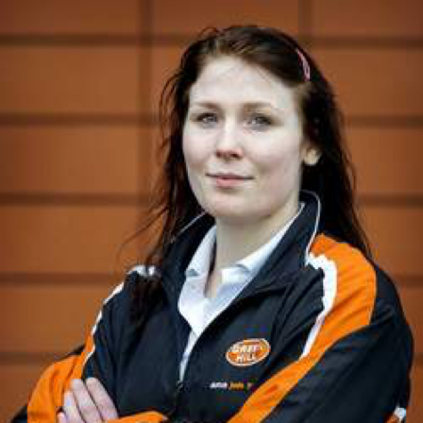 Kim Polling: 2013 world bronze medallist and European champion