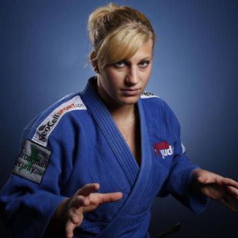 Kayla Harrison: London 2012 and Rio 2016 Olympic champion