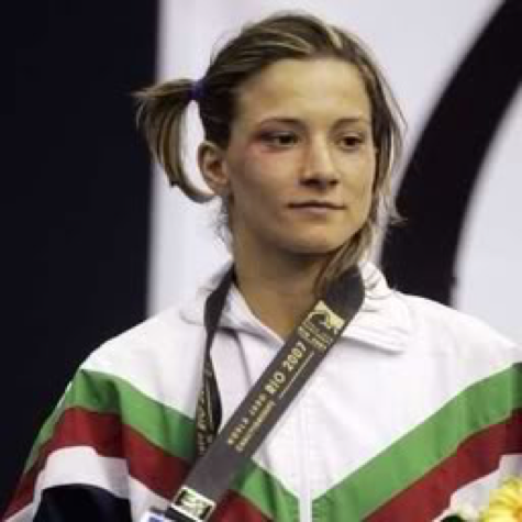 Telma Monteiro: Portugal's four-time senior European champion
