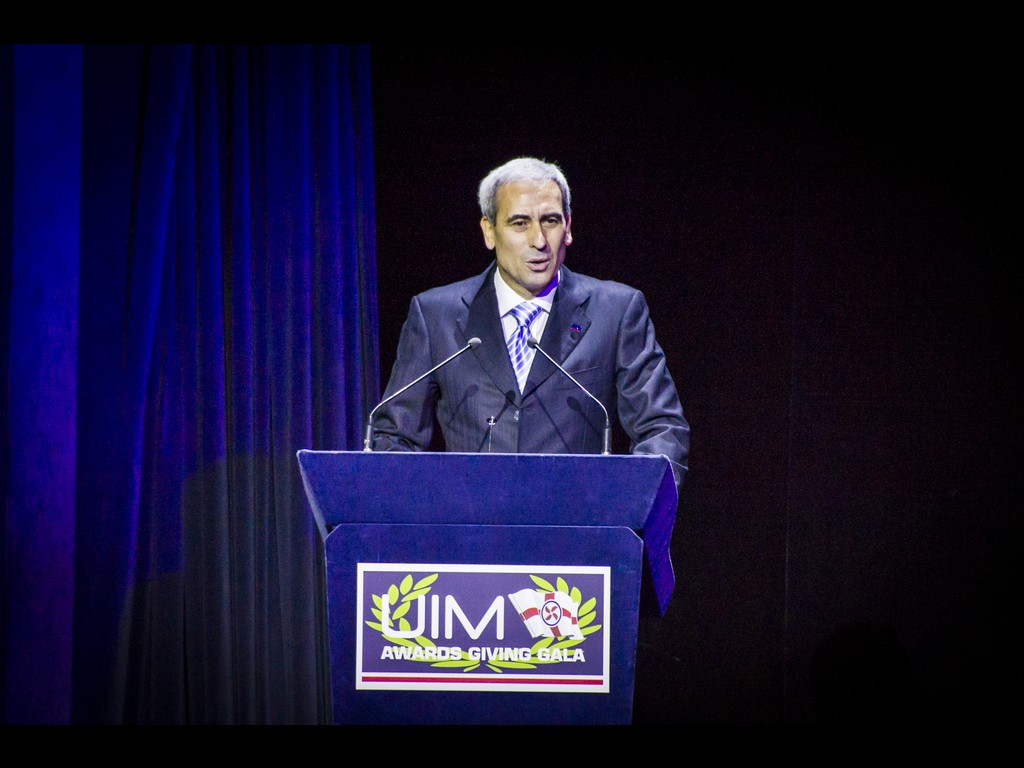 UIM President Raffaele Chiulli claimed the launch of the Series showed his organisation's