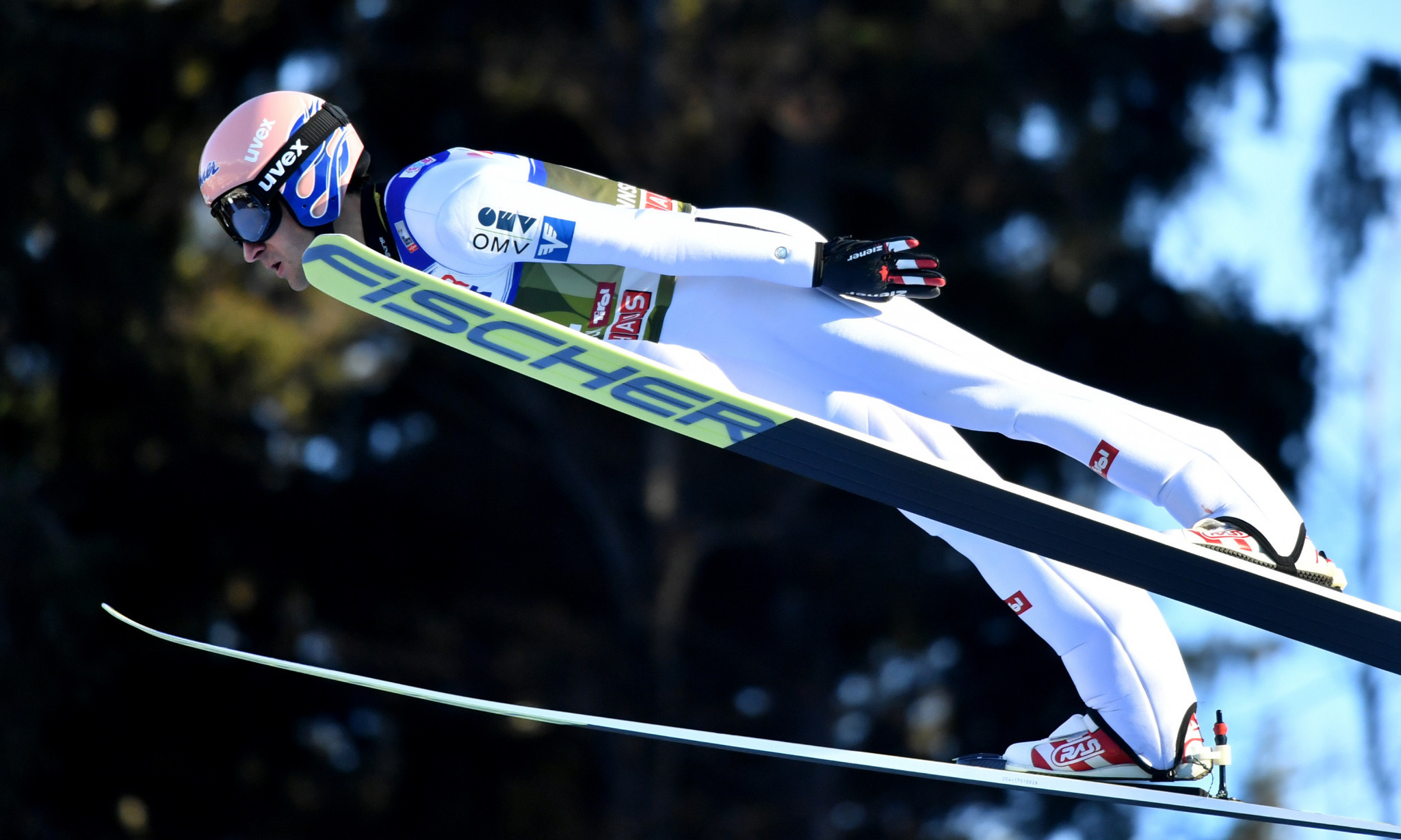 Austria's Andreas Kofler won the Four Hills Tournament during his career ©Getty Images