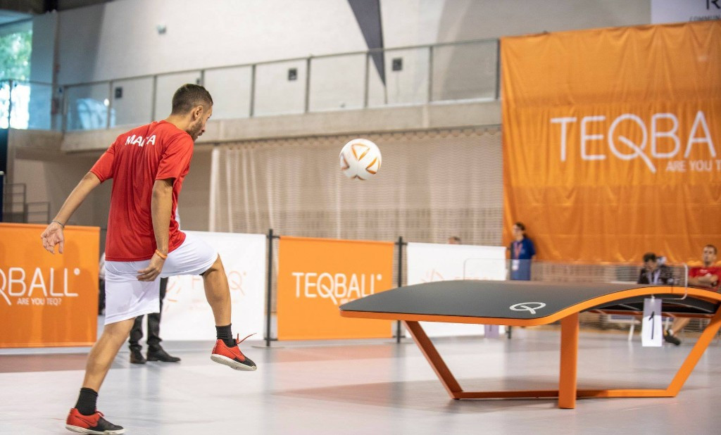 Teqball academy set up in Pakistan